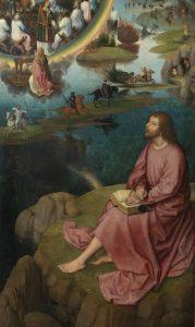 Johannes op Pathmos